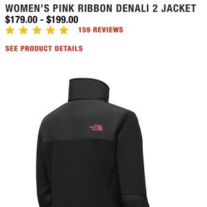 North Face - Brest Cancer Awareness Edition